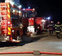 Incendie dans un immeuble à Rouen : un locataire légèrement intoxiqué par les fumées
