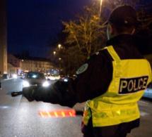 Gruchet-le-Valasse : un chauffard de 17 ans arrêté au volant d'une voiture volée