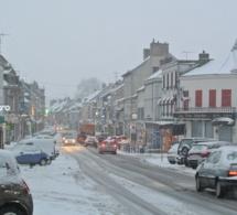 Neige et vague de froid  : c'est pour cette nuit en Normandie et en Île-de-France