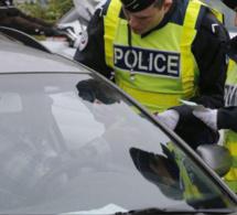 Poissy (Yvelines) : le conducteur contrôlé sans permis détenait des stupéfiants