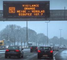La Seine-Maritime, l'Eure et l'Orne sont en vigilance orange neige et verglas