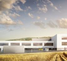 Eure : un collège tout neuf d'une capacité de 800 élèves à Louviers pour 2022