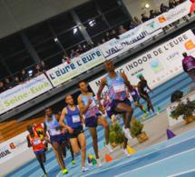 Val-de-Reuil : des athlètes de haut niveau à l'affiche du Meeting Elite de l'Eure, le 1er Février