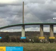 Des fissures sont apparues : trois piles du pont de Brotonne vont être renforcées
