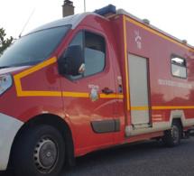 Eure : un motard tué dans un accident de la route à Cailly-sur-Eure