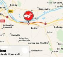 Accident mortel sur l'A13 ce matin dans les Yvelines : la circulation coupée entre Épône et Mantes