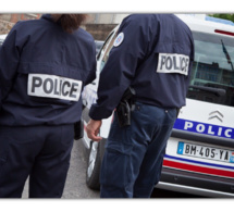 A Saint-Germain-en-Laye, les voleurs de l'hôpital s'enfuient sur une trottinette