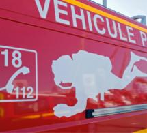 A Oissel, un homme sauvé de la noyade par deux policiers et les sapeurs-pompiers