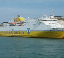 Le ministre Gérald Darmanin à Dieppe cet après-midi pour parler des enjeux douaniers du Brexit