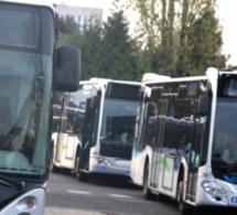 Des bus caillassés dans les Yvelines : vitres brisées mais pas de blessé