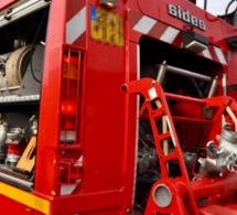 Vernon : l'incendie détruit deux appartements, deux familles avec huit enfants relogées