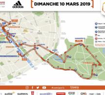 Semi-marathon de Paris : restriction de circulation dans la capitale ce dimanche 10 mars