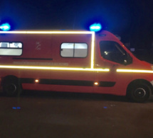 Voiture sur le toit dans l'Eure : le conducteur transporté à l'hôpital en urgence absolue