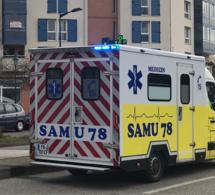 Yvelines : une femme enceinte fauchée sur le trottoir par une voiture à Chanteloup-les-Vignes