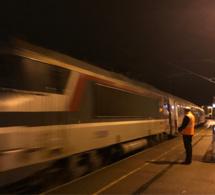 Un homme tué par un train hier soir dans l'Eure : trafic perturbé entre Évreux et Mantes-la-Jolie