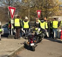 Rouen : les « gilets jaunes » tenus à l'écart du centre-ville ce samedi 30 mars