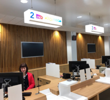 La gare SNCF de Rouen se dote d'un nouvel espace de vente multimodal