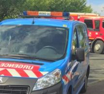 Fuite de gaz : une conduite endommagée lors de travaux à Saint-Aubin-sur-Gaillon