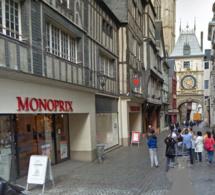 Rouen : un voleur à l'étalage interpellé à Monoprix, ses deux complices prennent la fuite