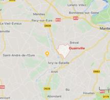 Le corps d'une policière, tuée avec son arme de service, découvert à Guainville, près de Bueil