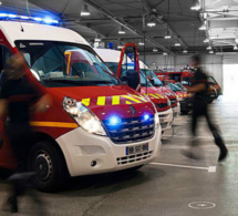 Violent incendie cette nuit à Rouen : 14 appartements sinistrés, aucune victime