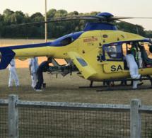 Un septuagénaire grièvement blessé par son motoculteur dans l'Eure