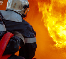 Deux hangars agricoles détruits par le feu en Seine-Maritime