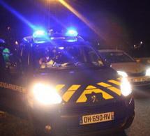 «Ivre-mort», le chauffeur d'un convoi exceptionnel dormait dans sa cabine au milieu de la route