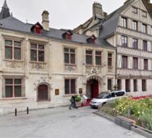Principe de précaution oblige, le personnel a fait évacuer les clients de l'hôtel - Illustration @ Google Maps