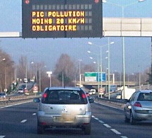 La vitesse est abaissée de 20km/h sur l'ensemble des routes demain dimanche