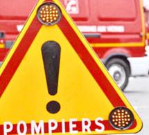 Accident sur l'A131 : trois blessés graves dans la voiture sur le toit entre Le Havre et Tancarville