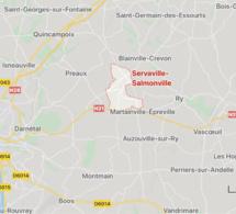 Seine-Maritime : deux femmes légèrement intoxiquées dans l'incendie de leur maison