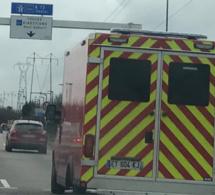 Deux femmes blessées grièvement dans un accident de la route sur l'A13 dans l'Eure