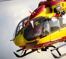 Seine-Maritime : un motard blessé grièvement lors d'une sortie de route à Port-Jérôme-sur-Seine