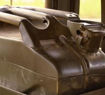 Près de Rouen, les voleurs de gasoil avaient (déjà) rempli cinq bidons de 25 litres