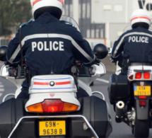 Course-poursuite entre un chauffard sans permis et des motards de la police au Havre