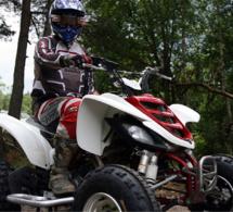Le conducteur d'un quad meurt après un grave accident sur les Hauts-de-Rouen