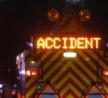 Deux jeunes gens blessés graves dans un accident de la route en Seine-Maritime