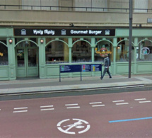 Rouen : poignardé dans le restaurant où il se réfugie pour échapper à son agresseur