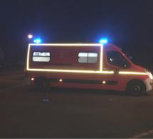 Eure : face-à-face entre deux voitures aux Thilliers-en-Vexin, cinq blessés