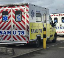 Renversée par un bus dans les Yvelines, une Havraise hospitalisée dans un état critique