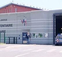 Seine-Maritime : deux surveillants agressés et blessés par un détenu à la prison du Havre
