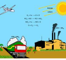 Pollution à l'ozone dans quatre des cinq départements de Normandie, ce samedi