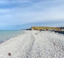 Seine-Maritime : mort d'un baigneur sur la plage de Saint-Aubin-sur-Mer