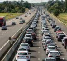 A13 : bouchon de 8 km entre Les Mureaux et Guerville après un accident grave dans les Yvelines