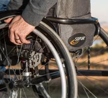 Elbeuf : en fauteuil roulant, il conduisait sans permis une voiture volée en février 2017