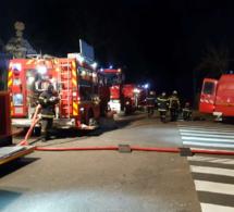 400 000€ de préjudice après un feu de moteur électrique cette nuit dans une usine de l'Eure