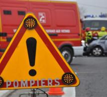 Un jeune automobiliste blessé grièvement dans un accident de la route en Seine-Maritime