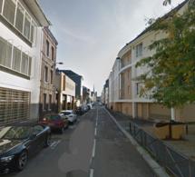 Un riverain de la rue de Le Nostre a été intrigué par le comportement de trois hommes et a prévenu la police - Illustration © Google Maps