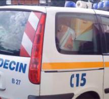 Rouen : un cycliste en urgence absolue après un accident de la circulation